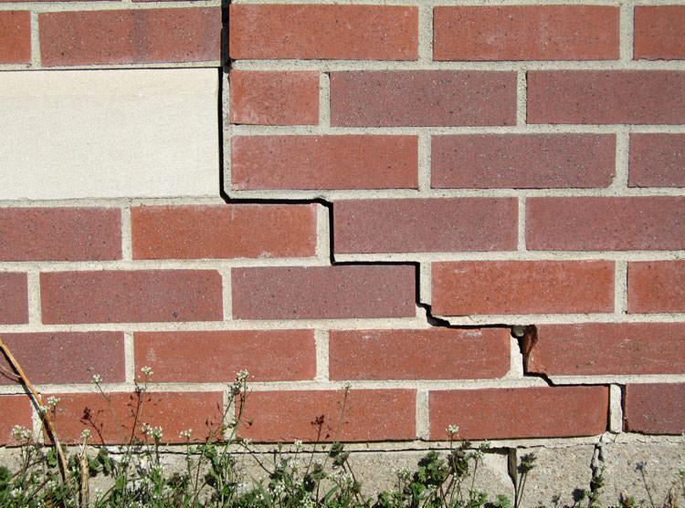 Foundation Cracks Repair In Manitoba Foundation Wall Crack Repair In Winnipeg Brandon Portage La Prairie Mb