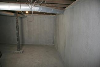 Solving Foundation Problems With Shotcrete In Manitoba